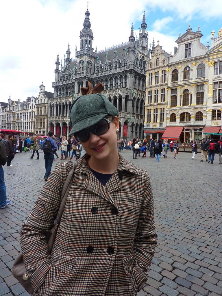 Le Cercle Holmésien de Paris à Bruxelles