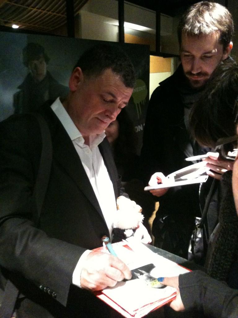 Steven Moffat chez France Télévisions