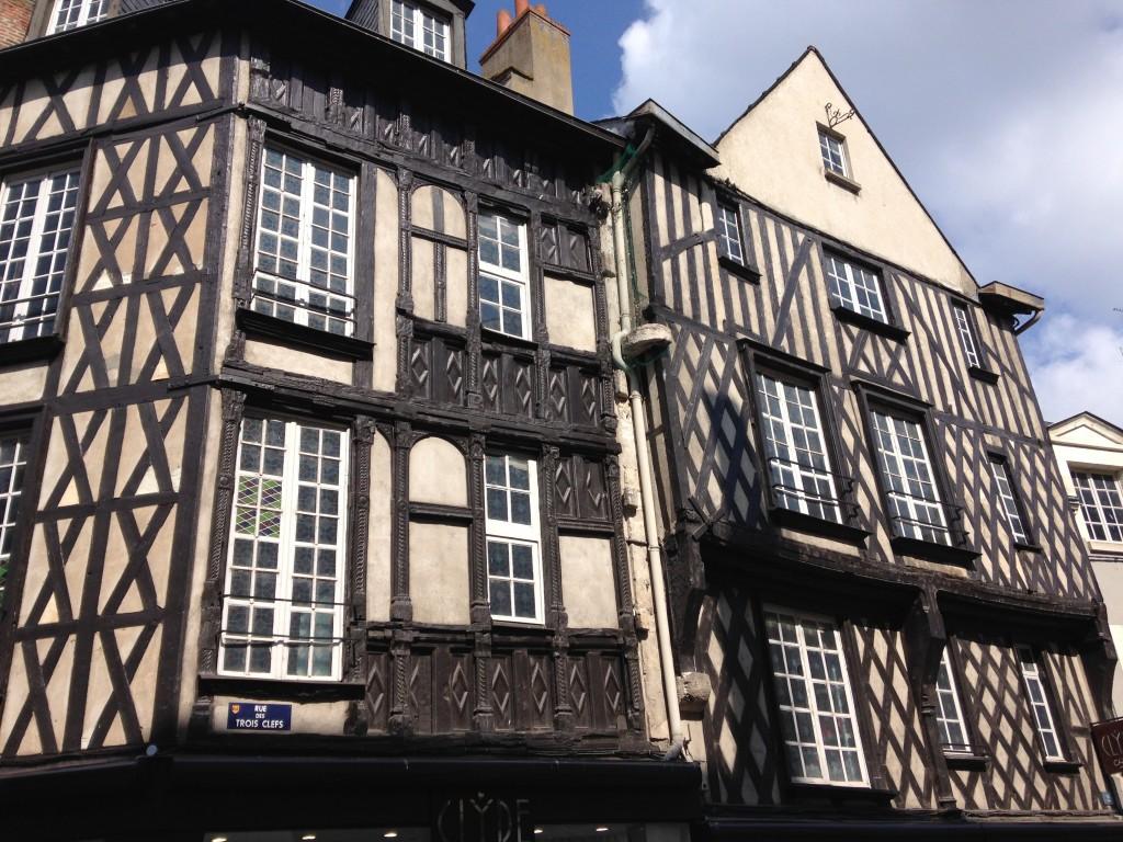 Visite à Blois