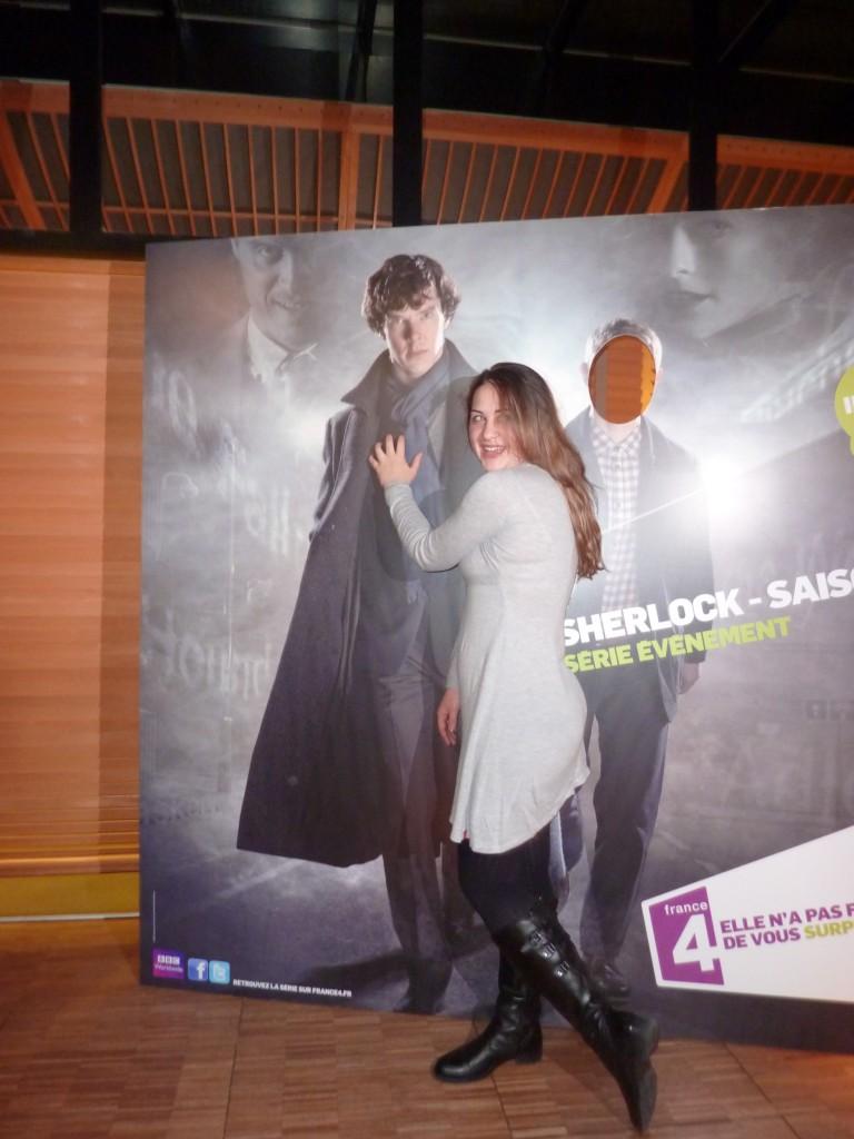 Soirée Sherlock chez France Télévisions