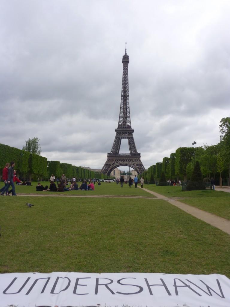 Save Undershaw Paris