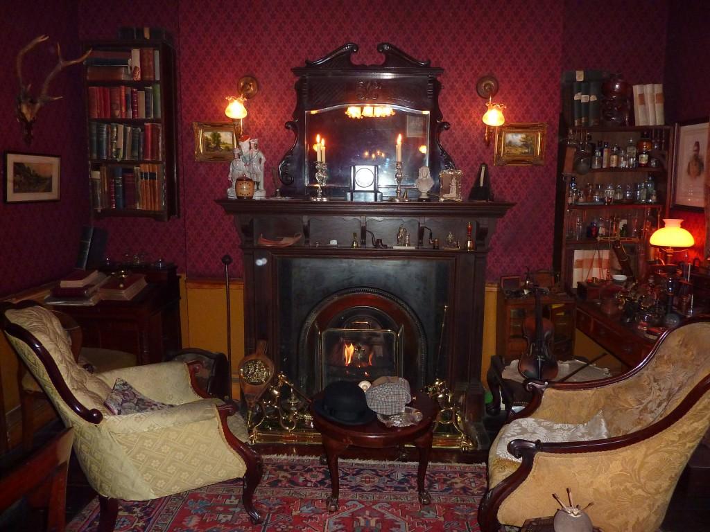 Sherlock Holmes Museum London