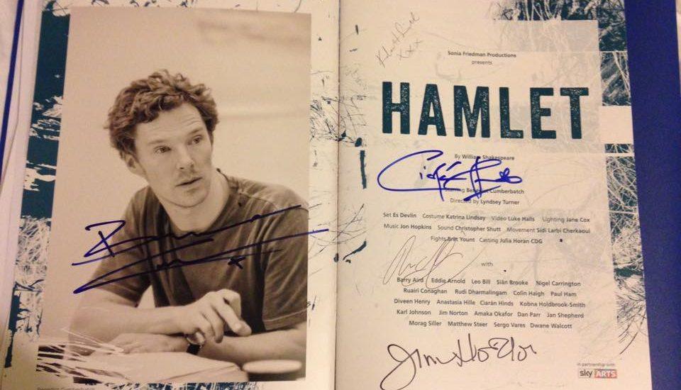 Hamlet Benedict Cumberbatch
