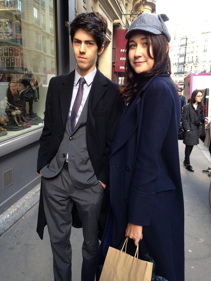 Andrew Scott à Paris