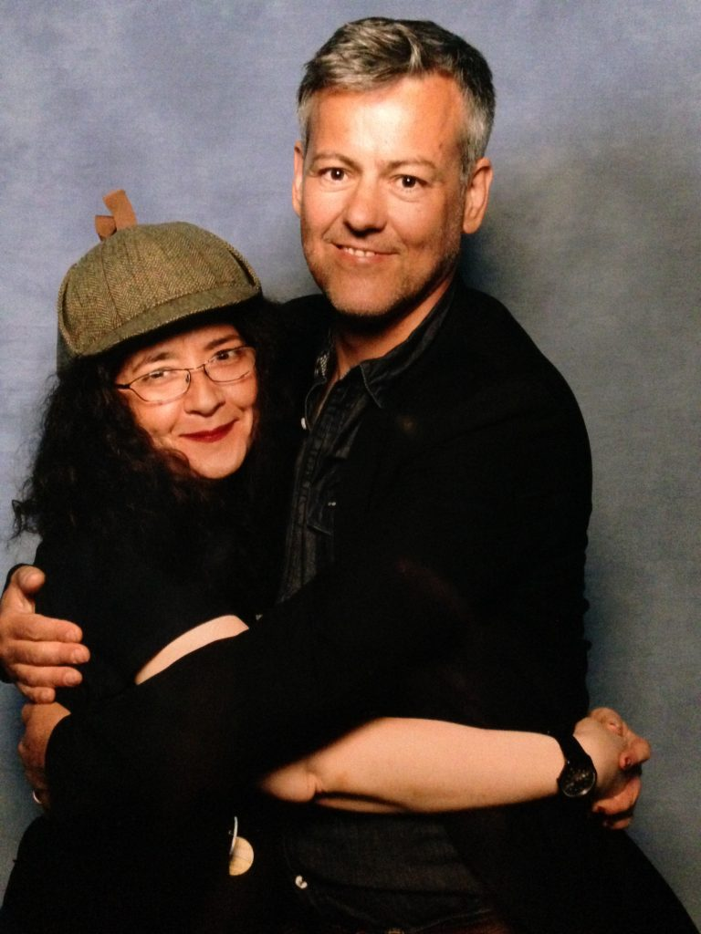 Rupert Graves Convention Sherlocked