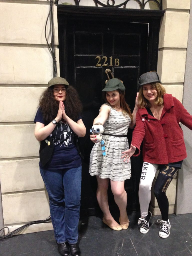 Convention Sherlocked
