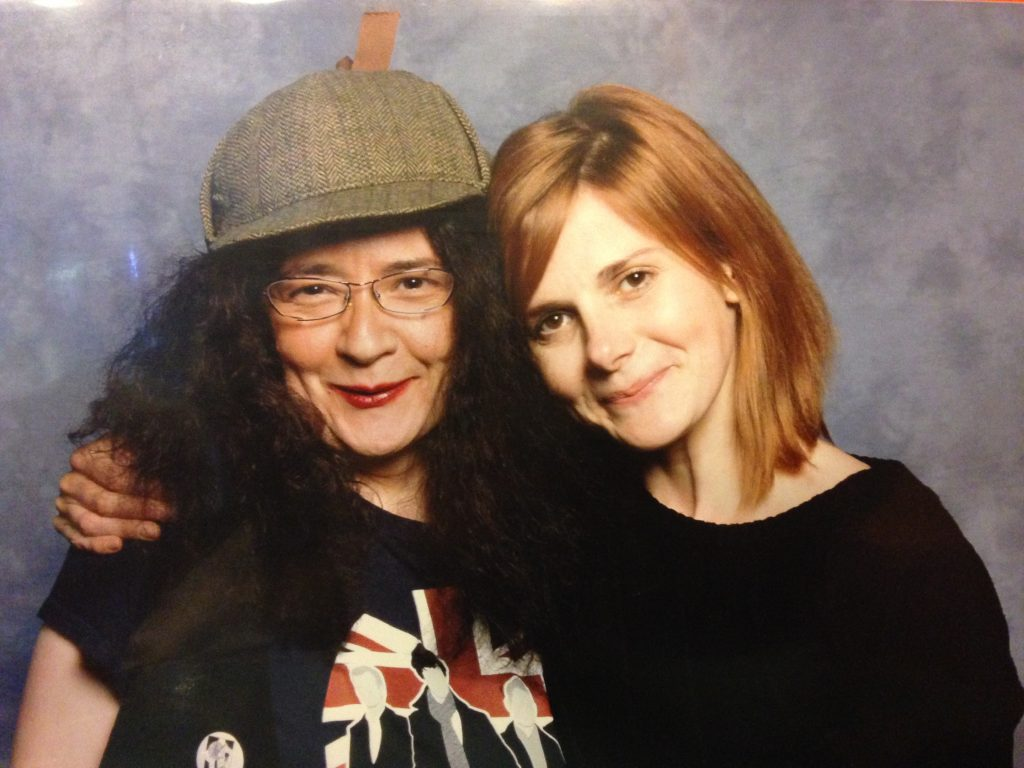 Louise Brealey Convention Sherlocked