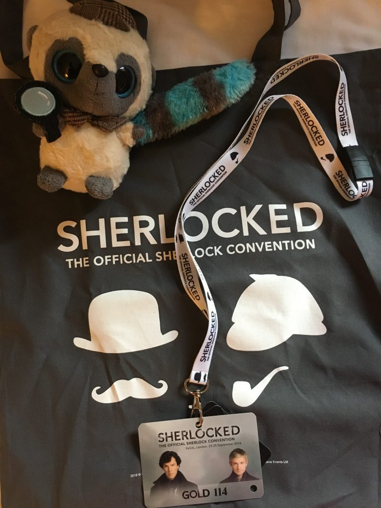 Sherlocked Convention