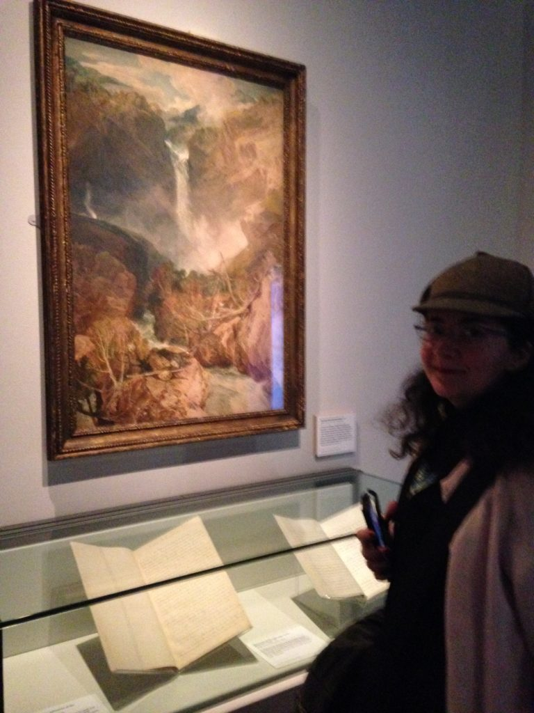 Exposition Museum of London - Reichenbach Falls