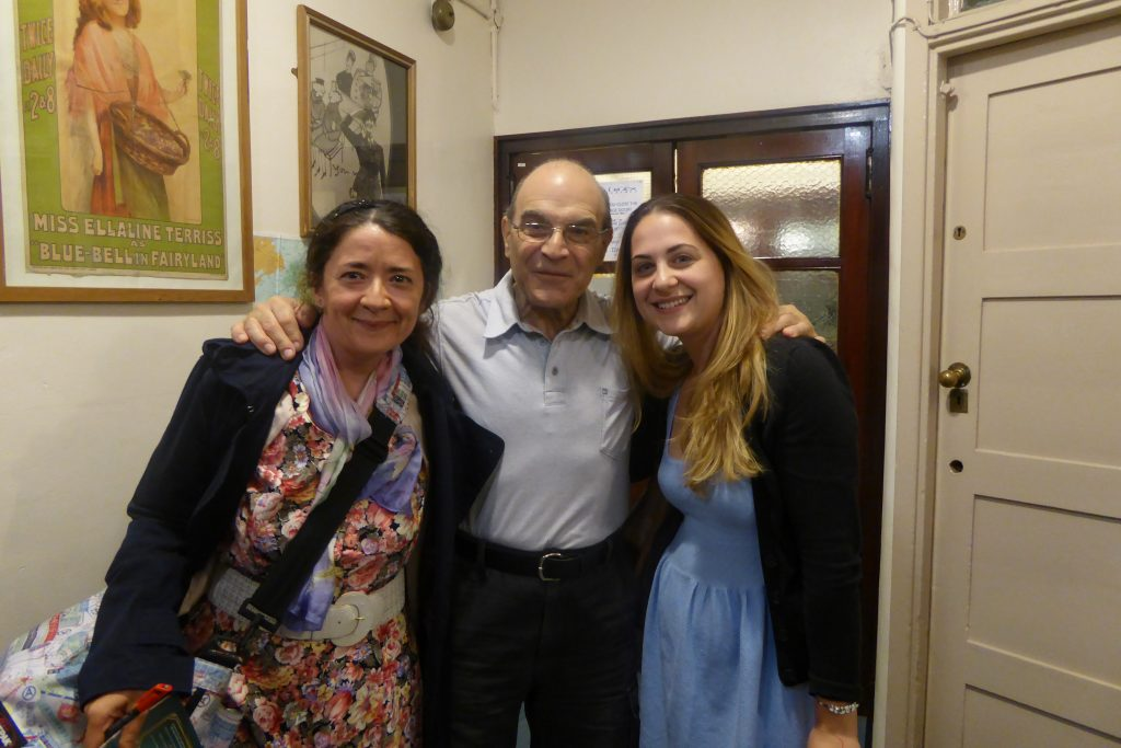 David Suchet Stage Door