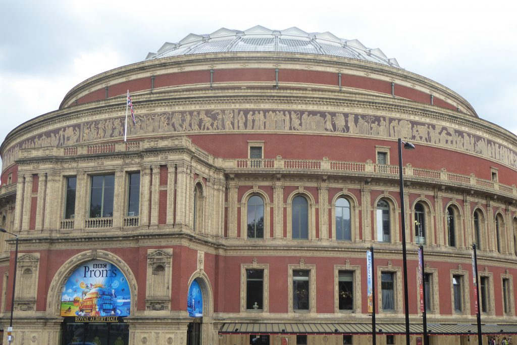 Royal Albert Hall BBC Proms