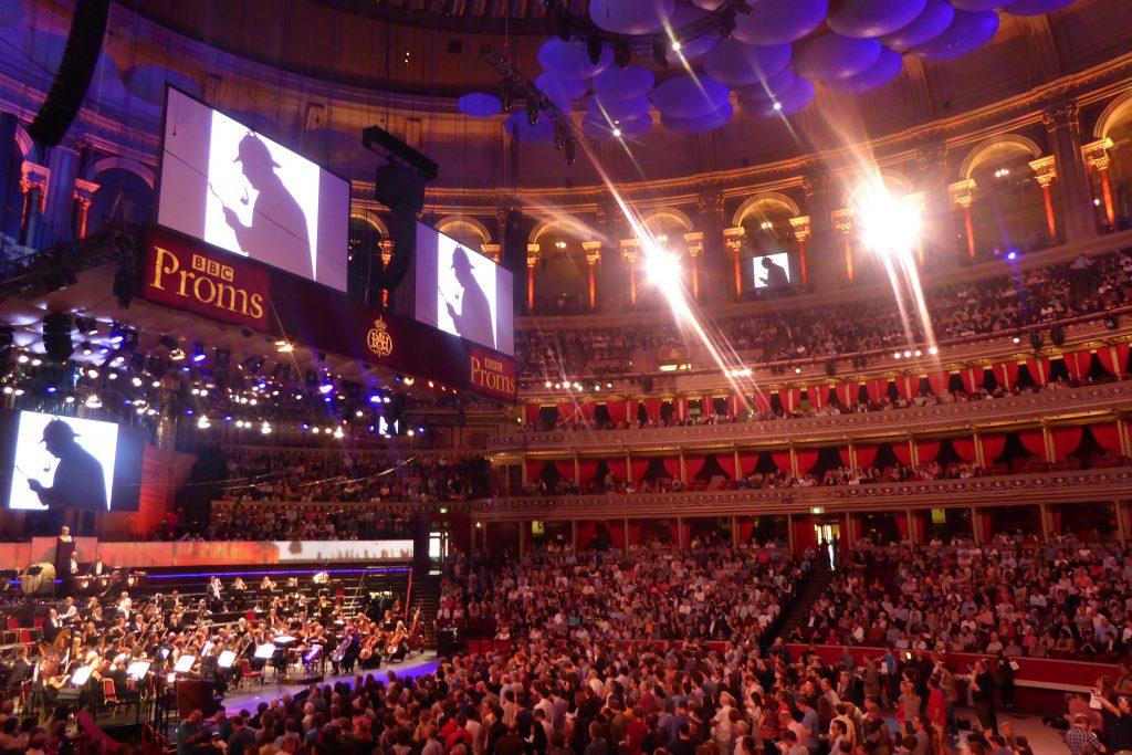 Sherlock Holmes BBC Proms