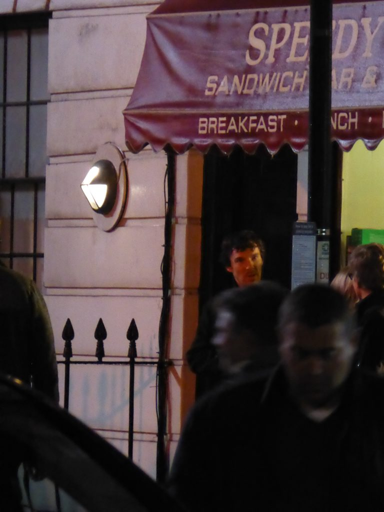 Setlock Benedict Cumberbatch