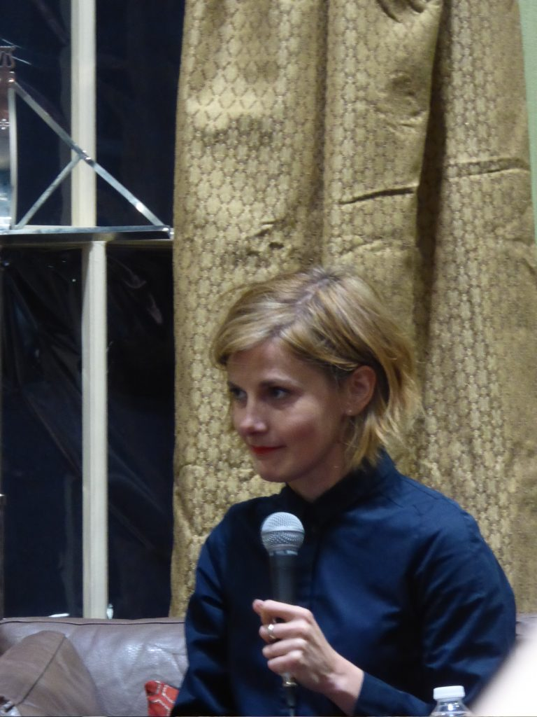 Sherlocked Convention Louise Brealey