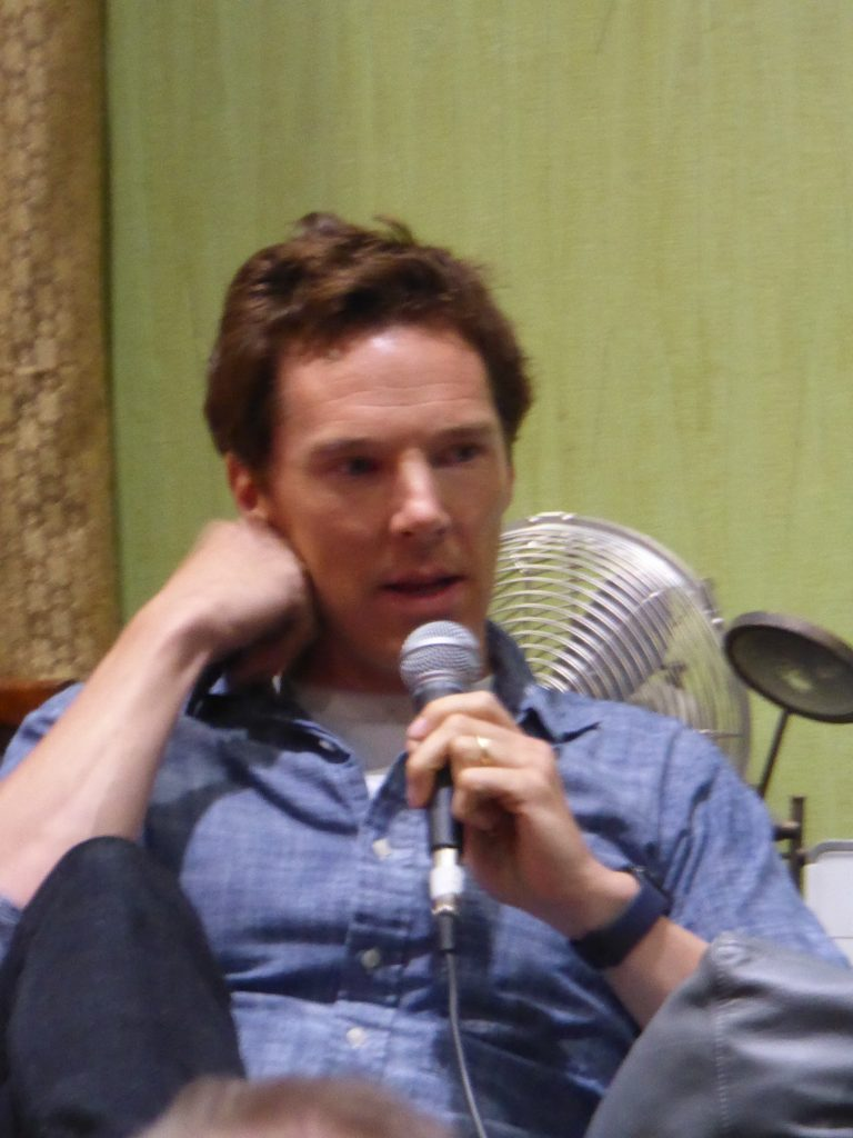 Sherlocked Convention Benedict Cumberbatch
