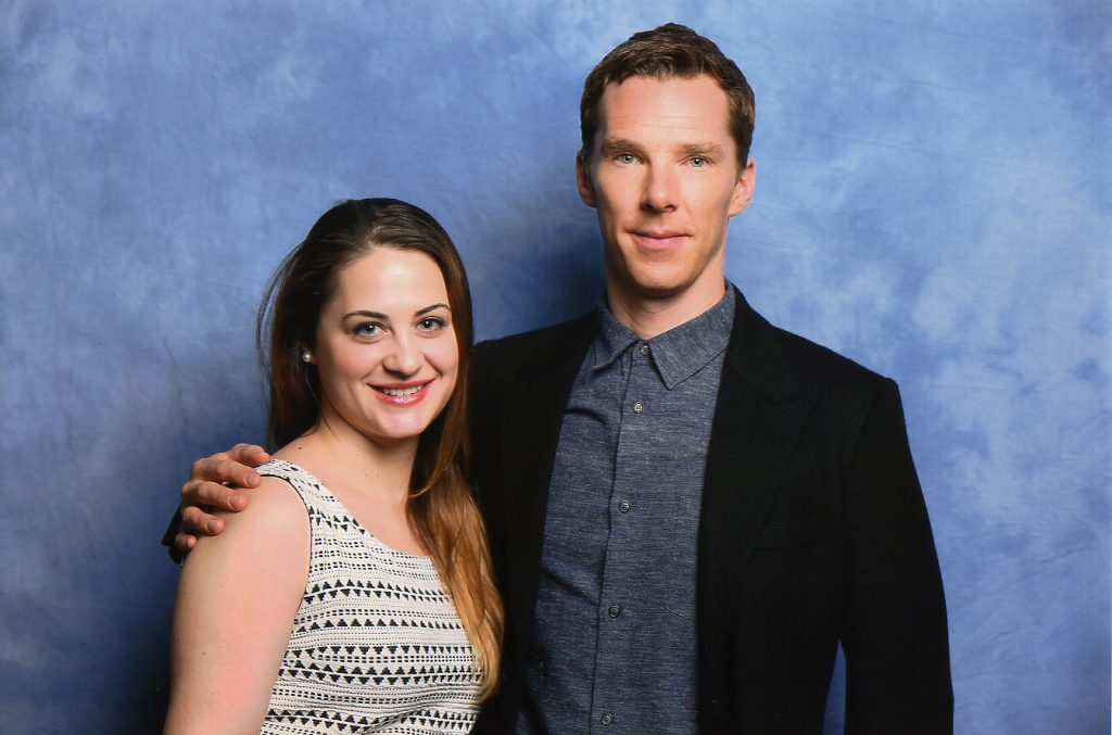 Benedict Cumberbatch Convention Sherlocked